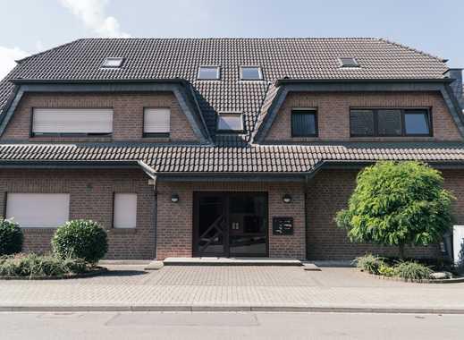 Renovierte Maisonette Wohnung in grüner Umgebung & Rheinnähe
