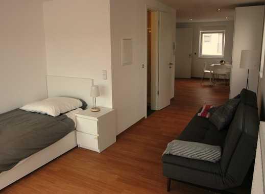 Apartment hell & modern möbliert - Exklusiv wohnen auf Zeit - Boardinghouse wohnzeit Kirchdorf