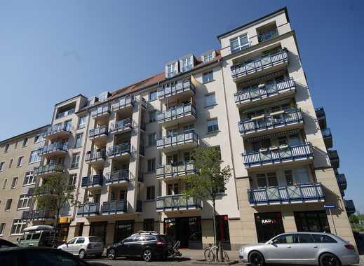 Bezugsfrei. Wohnung in beliebter Lage mit Balkon und Stellplatz in Tiefgarage