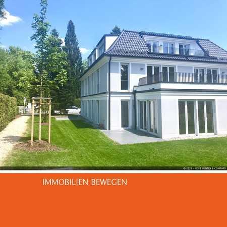 Erstbezug / Stylishe 2-Zi Wohnung mit Design-EBK / Parkett / Terrasse / Lift / TG in Trudering (München)