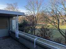 RESERVIERT Vollständig renovierte 2-Raum-Terrassenwohnung Balkon