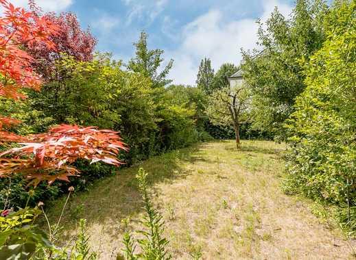 Begehrtes Westend: Doppelhaushälfte mit Terrasse und Garten in der Eichkampsiedlung