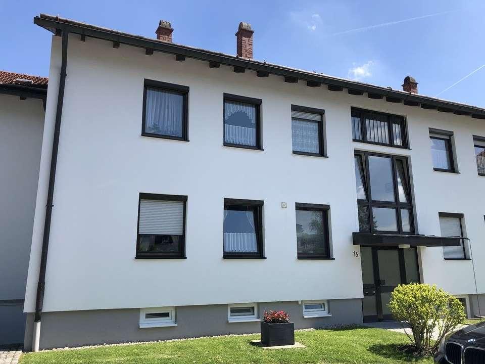 Renovierte 3-Zimmerwohnung nahe Zentrum Starnbergs  in