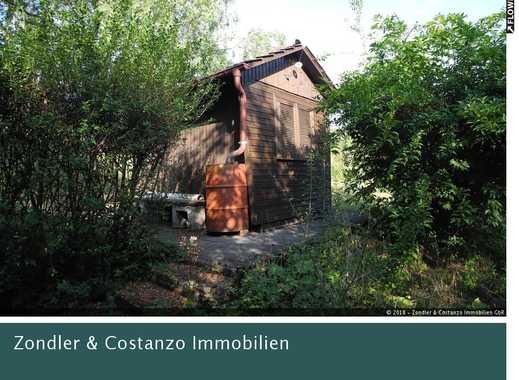 Erholung pur! Schönes Gartengrundstück in ruhiger Lage *Gartenhaus*