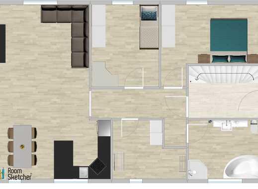 Erstbezug: ansprechende 3-Zimmer-Wohnung in Soltau