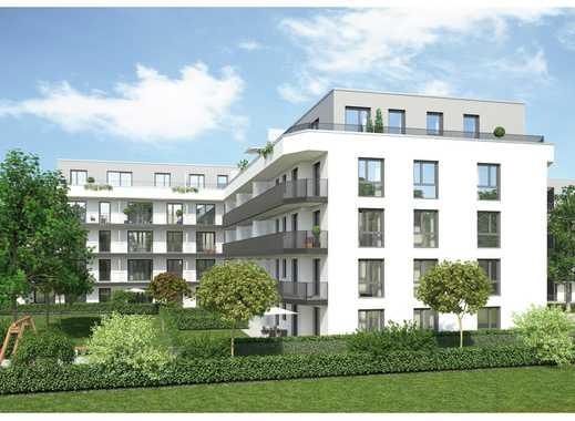 Große, wohnliche 3-Zimmer-Wohnung auf ca. 84 m² mit Balkon mit Abendsonne