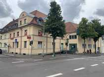 Rathaus Busbahnhof St Ingbert Helle