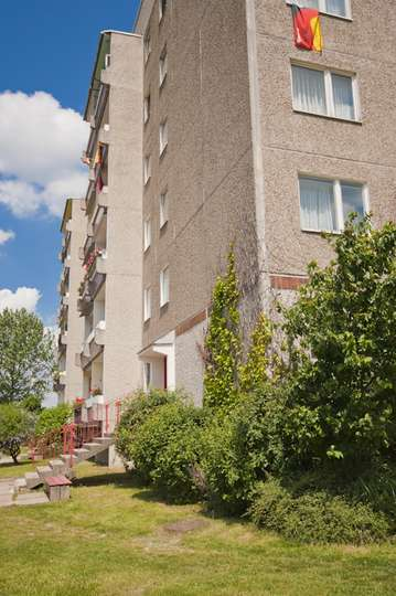 2-Raum-Wohnung mit Balkon in Kitzscher