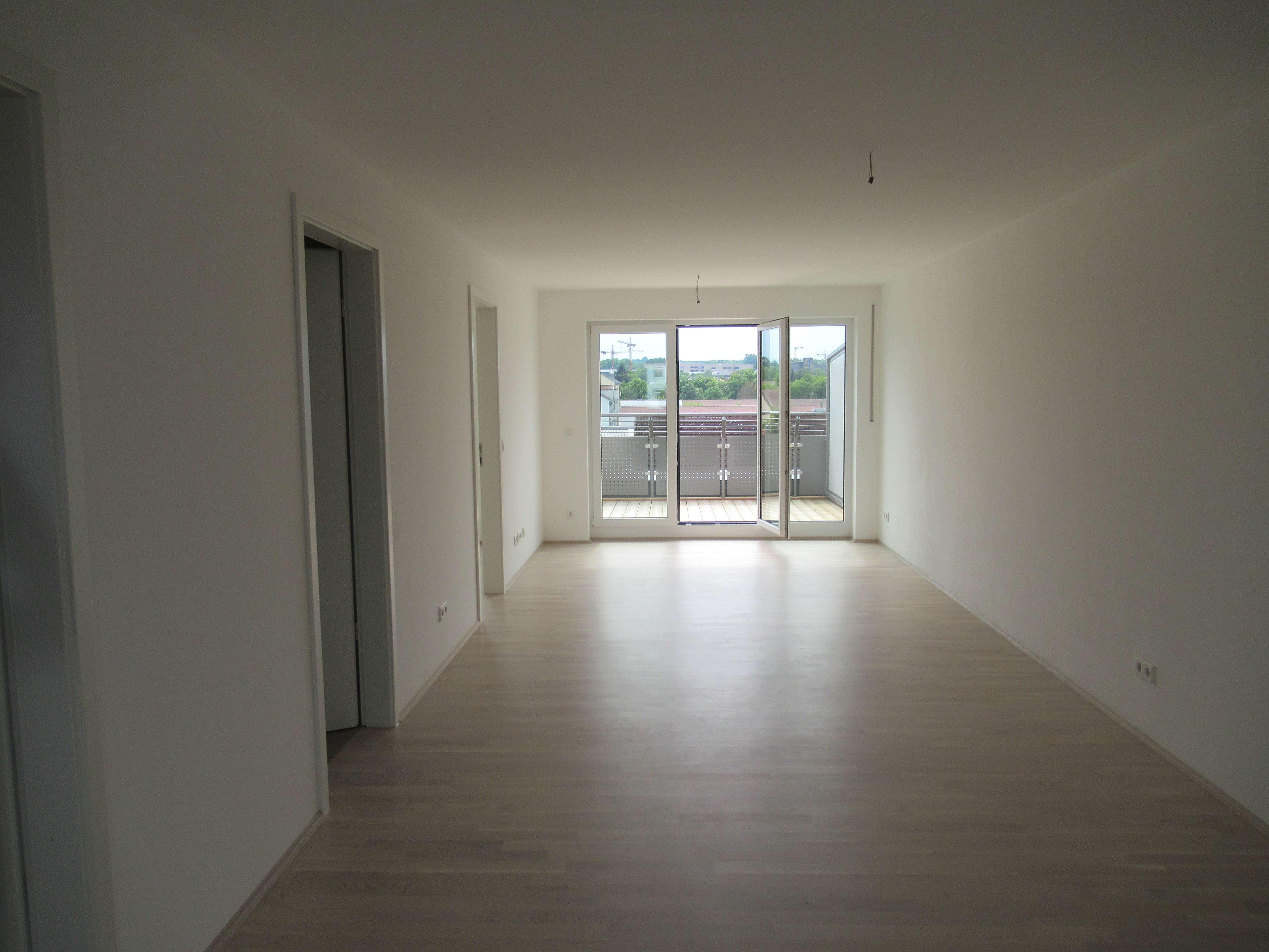 Erstbezug: Wunderschöne 3-Zimmerwohnung mit Dachterasse in