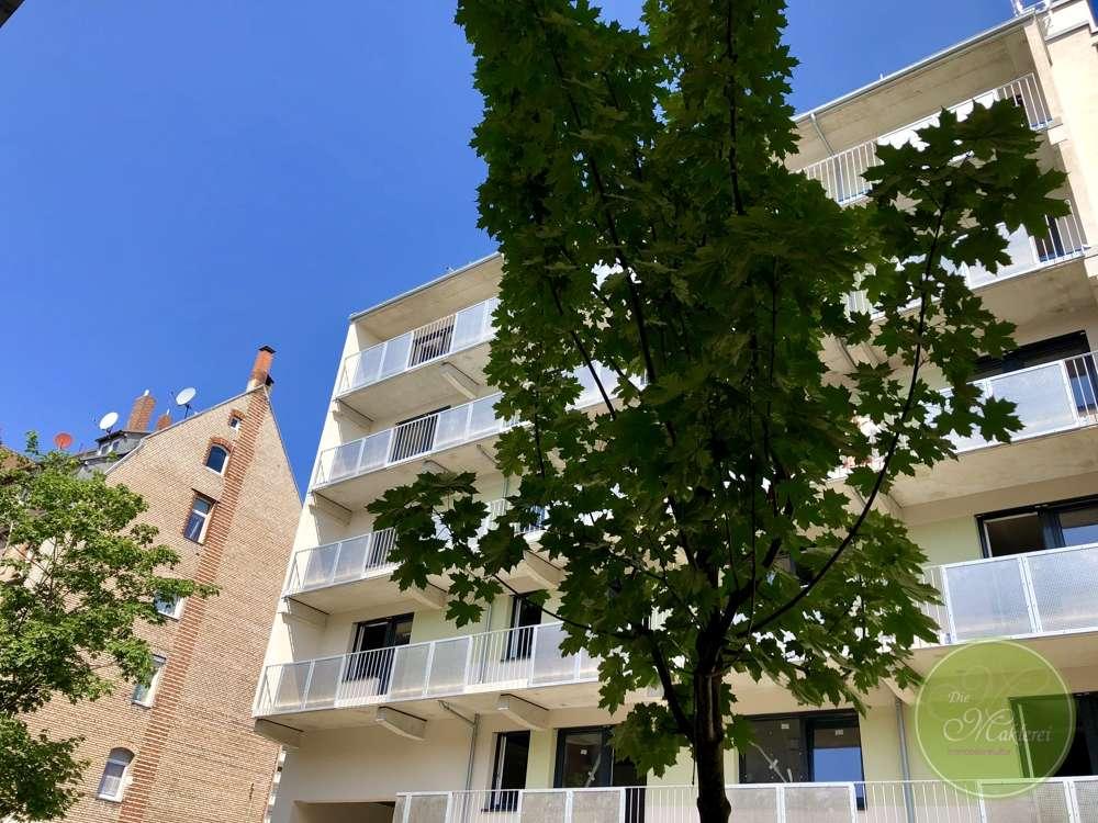 *** ModernART 54 qm *** 2,5 Zi. Balkon Wohnung *** ERSTbezug *** Aufzug * Stellplatz *** in Südstadt (Fürth)