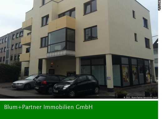 Helle zwei Zimmer Wohnung mit Tiefgaragenstellplatz und Balkon in Köln-Porz