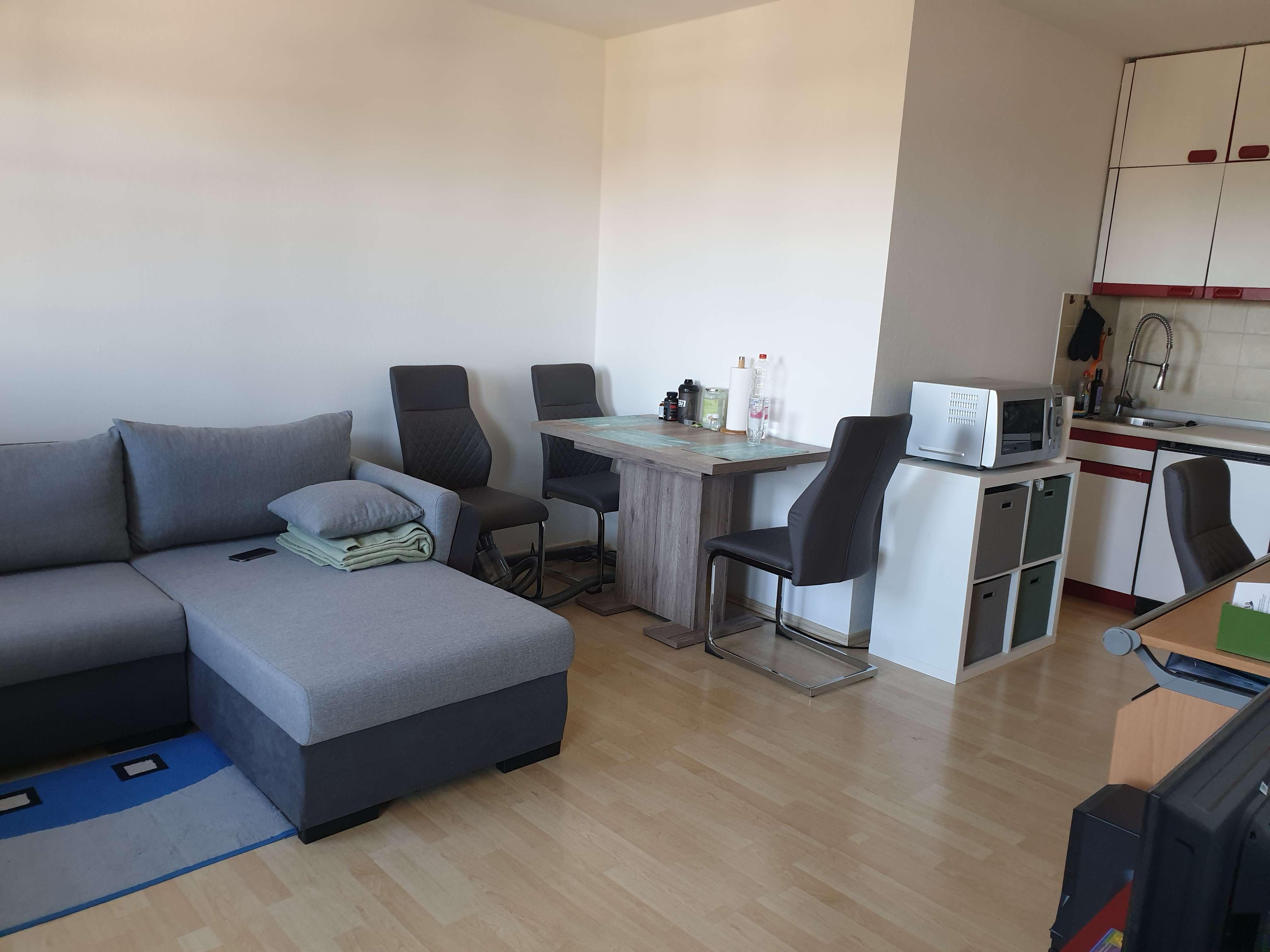 Herrliche 2-Zimmer-Wohnung in schöner Lage