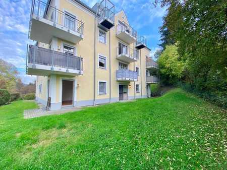 Terrassenwohnung in idyllischer Lage in Innstadt (Passau)
