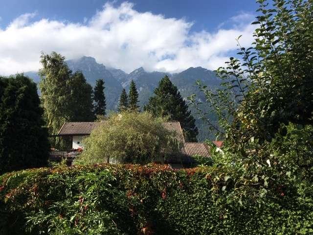 Mountain View....4-Zimmer-Maisonette-Wohnung mit Balkon, top Lage in Garmisch-Partenkirchen