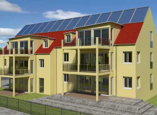 3-Zimmer-Wohnung mit nachhaltigem Energiekonzept!