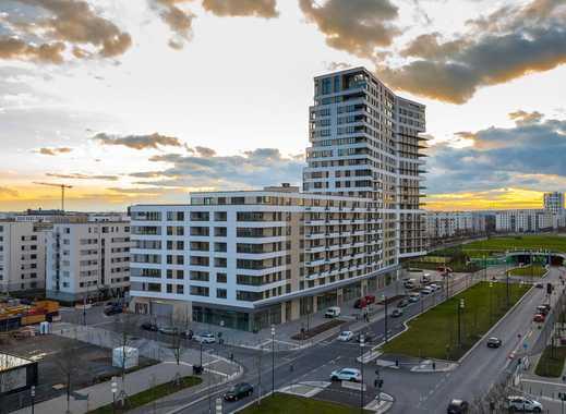 Luxuriöse, bezugsfertige Penthouse-Wohnung im Zentrum Frankfurts auf ca. 350 m²