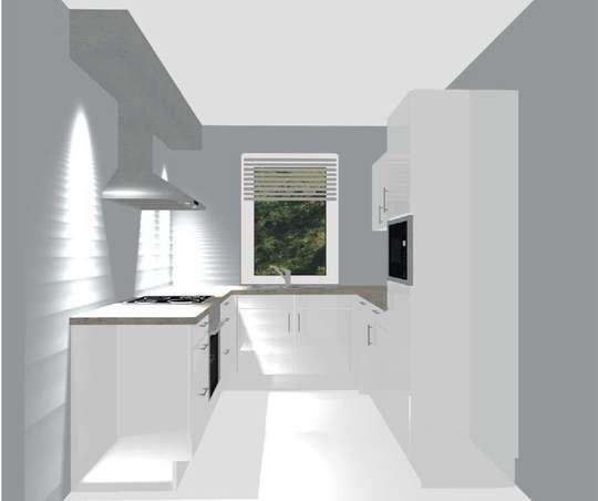 Perspektive Küche