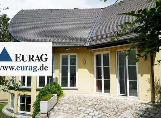 N-Weiherhaus: Lichtdurchflutetes Einfamilienhaus mit 6 Zimmern, Garten, Doppelgarage