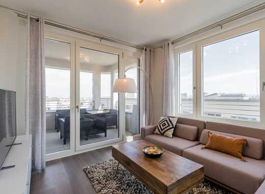Atemberaubende Wohnung mit Loggia am Potsdamer Platz