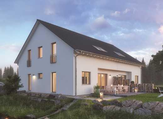 Schöne, große Doppelhaushälfte in Rodgau