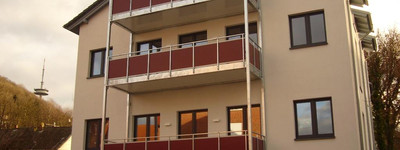 Im Zentrum von Porta Westfalica - Hausberge - Vermietung einer 3-Zimmerwohnung