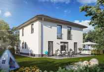 Neubau Villa Nähe Chiemsee nach
