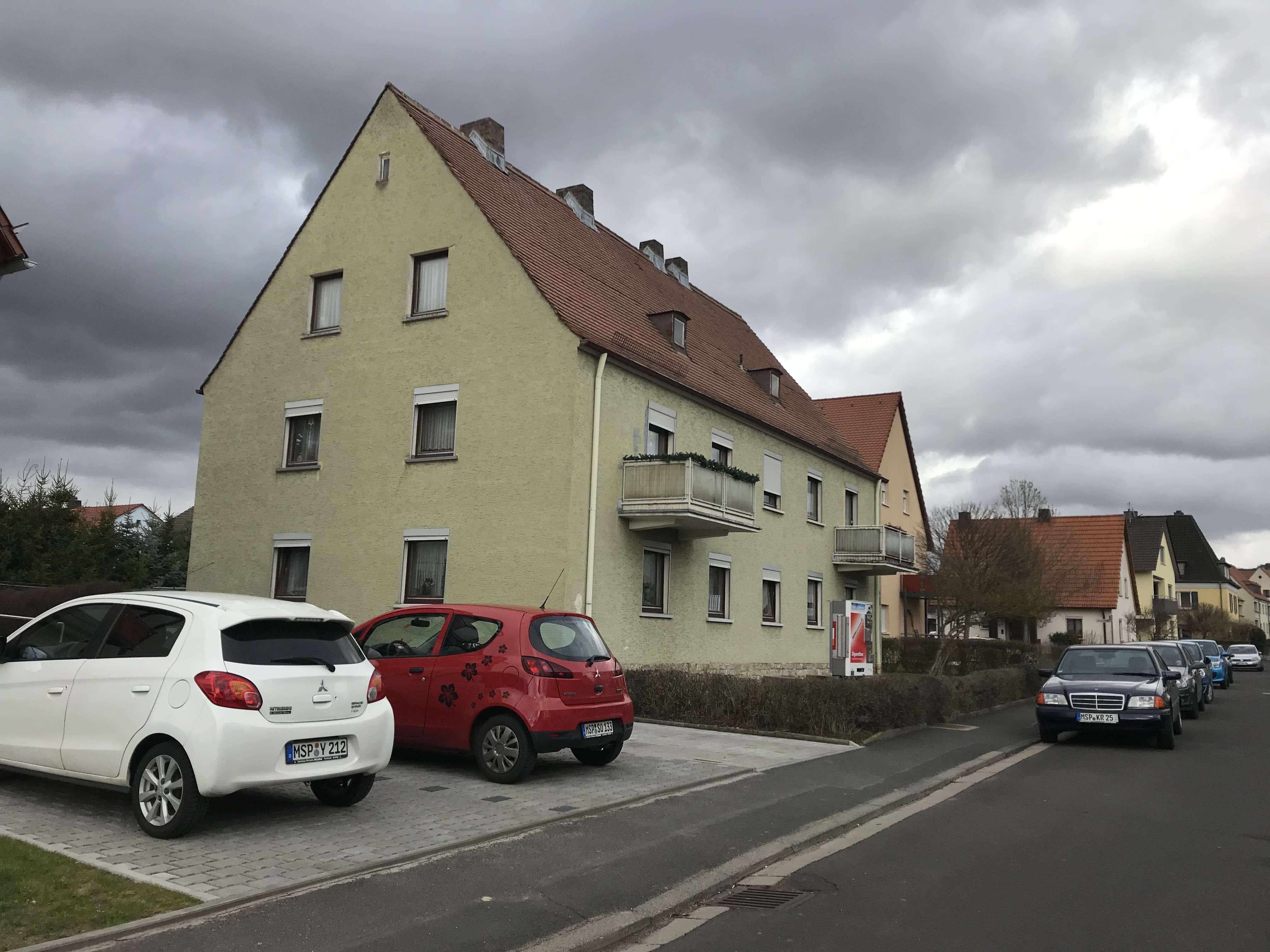 VORANKÜNDIGUNG: Schöne 2-Zimmer Wohnung zu vermieten in Karlstadt (Main-Spessart)