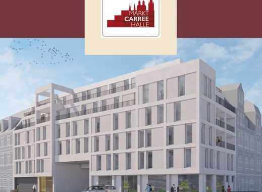 Penthaus am Marktplatz - Neubau mit 2 großen Dachterrassen .