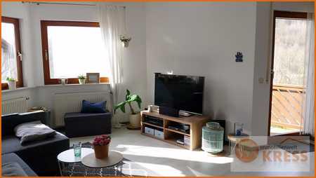 Helle, freundliche 4-Zimmerwohnung im Erdgeschoss mit Balkon in BRK-Wernartz in Bad Brückenau
