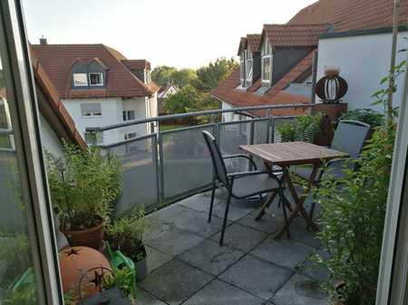 Gemütliche 3-Zimmer-DG-Wohnung mit Balkon und EBK in Pfaffenhofen in Pfaffenhofen an der Roth