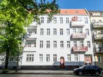 Vermietete 2-Zimmer-Wohnung mit Balkon