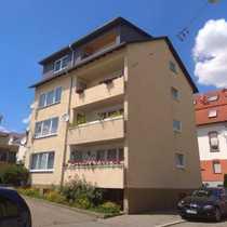 Zentrumsnahe 3-Zimmer-Wohnung mit Balkon und