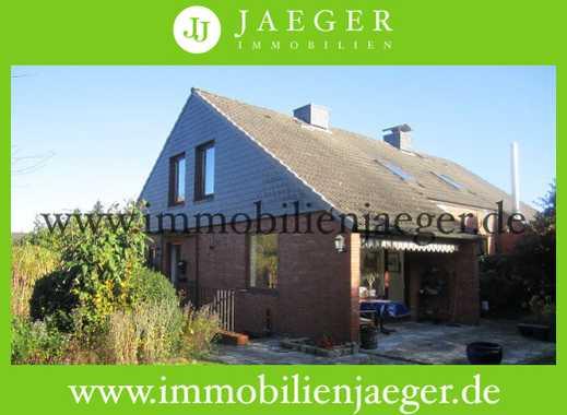 Ulzburg-Süd - ruhige Wohnlage - 4,5-Zi.- Doppelhaushälfte mit Vollkeller, Garten und großer Garage