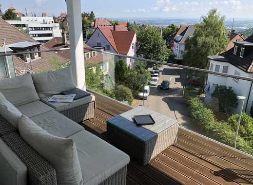 Traumwohnung über den Dächern Stuttgarts