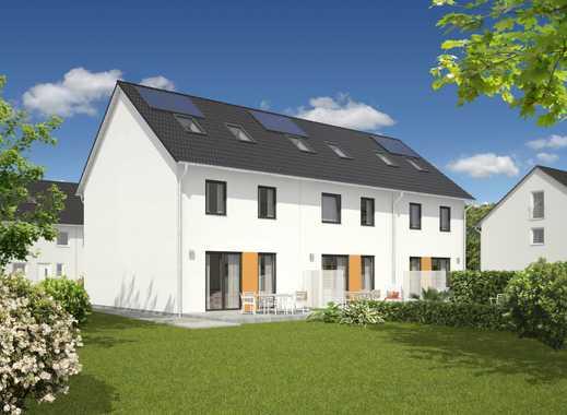 Reihenhäuser auf schön geschnittenen Grundstücken in Mönchengladbach Giesenkirchen