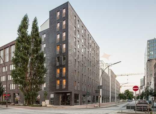 Neubau Einzelhandelsflächen im Harburger Binnenhafen