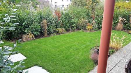 Sonnige 3-Zi.-Wohnung mit Garten und großer S/W-Terrasse in Nürnberg-Thon in Thon