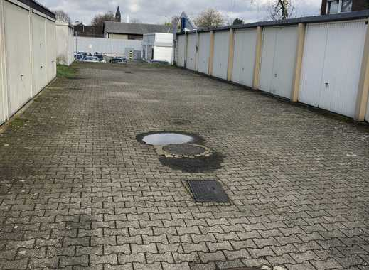 2 Grundstücke in Köln- Niehl, für den Bau einer Garage oder eines Stellplatzes zu erwerben.