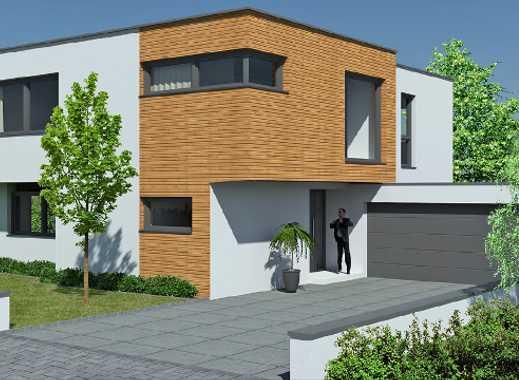 Bauhausstil in MG-Rheydt, Park Lage, inkl. Grundstück, Fußbodenheizung, Rollläden schlüsselfertig