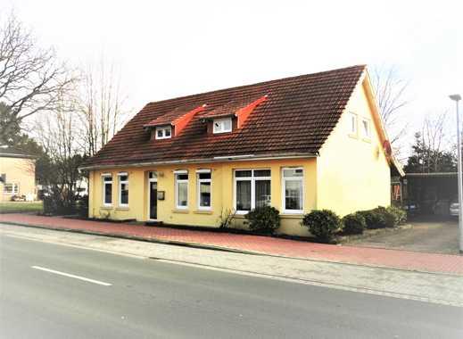Komplett vermietetes 4 Familienhaus in  Beverstedt / Stubben