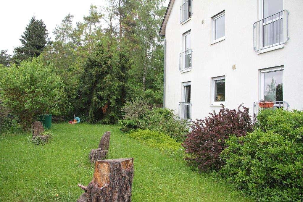 Röthenbach a.d.P. i. grüner Lage: Schöne 5-Zi.-EG-/Terr.-Whg.,Garten,Keller,Stellplatz