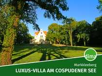 DENKMAL LUXUS-VILLA Traumhaus am Cospudener