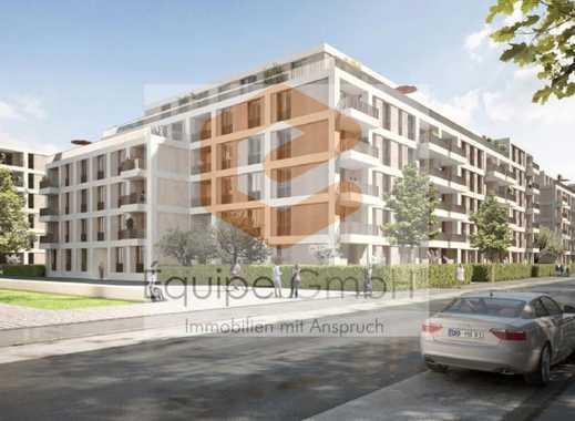 Moderne 2-Zimmer Wohnung in Striesen mit Balkon, Fußbodenheizung uvm. !