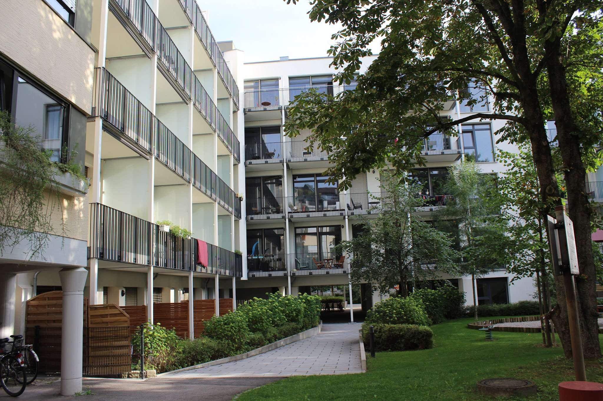 922 €, 37 m², 1 Zimmer in Bogenhausen (München)