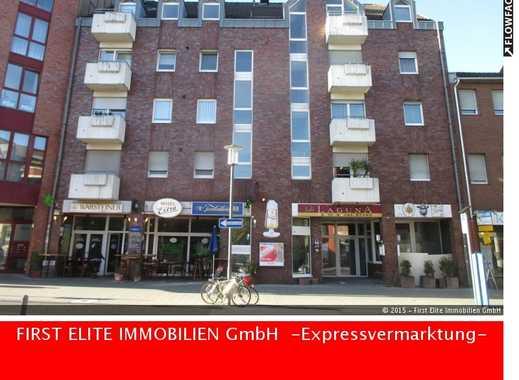 Moderne und komfortable 3-Zimmer Citywohnung mit zwei Balkonen im Herzen von Rheydt
