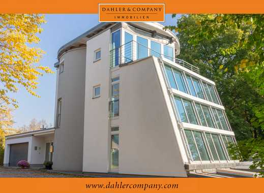 Exceptional architectural villa near Blankensee and Grössinsee
