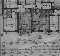Gepflegte helle 2-Zimmer-Wohnung mit Balkon