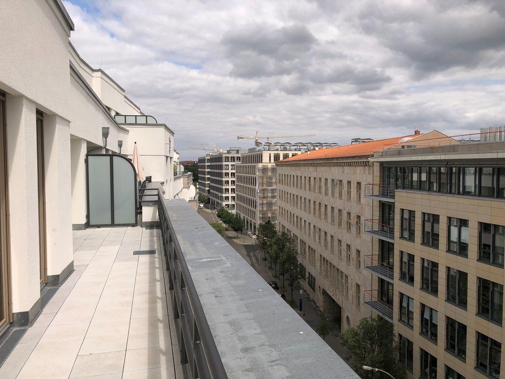 Dachterrasse - Perspektive
