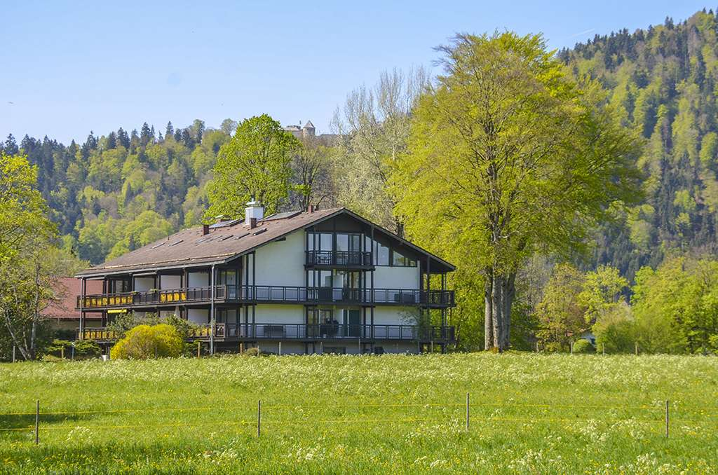 4 Zimmer - Maisonettewohnung in Bestlage, Rottach-Egern