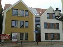 Barrierefreie Neubauwohnung im Altstadtbereich mit